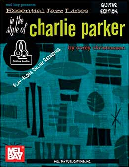 Corey Christiansen - Essential Jazz Lines - In The Style Of Charlie Parker