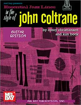 Corey Christiansen - Essential Jazz Lines - In The Style Of John Coltrane
