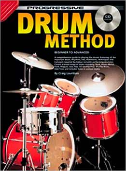 Craig Lauritsen - Drum Lessons. Teach Yourself How To Play Drums