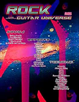 Fabio Carrafa - Rock Guitar Universe