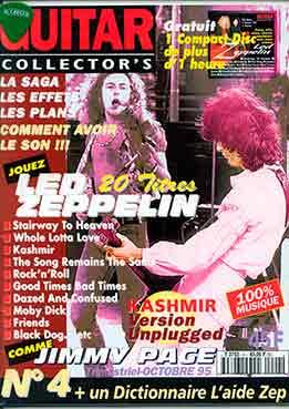 Guitar Collector's - Led Zeppelin