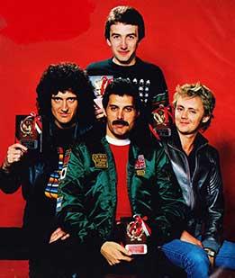Guitar Collector's - Queen