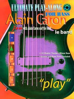 Jam With Alain Caron & His band - Play