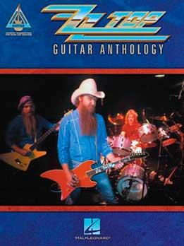 Jeff Jacobson, Paul Pappas, David Stocker - ZZ Top Guitar Anthology