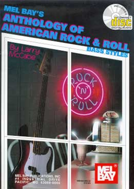 Larry McCabe - Anthology Of American Rock & Roll (For Bass)