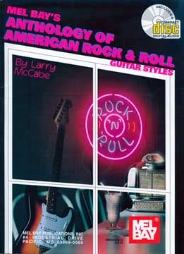 Larry McCabe - Anthology Of American Rock&Roll Guitar Styles