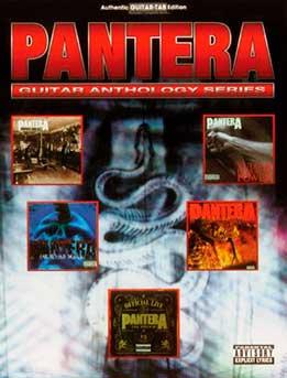 Pantera - Guitar Anthology
