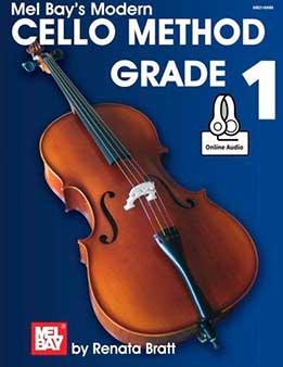 Renata Bratt - Modern Cello Method, Grade 1