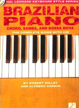 Robert Willey - Brazilian Piano
