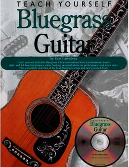 Russ Barenberg - Teach Yourself Bluegrass Guitar