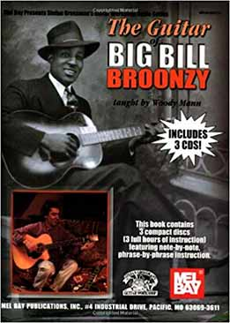 Stefan Grossman & Woody Mann - The Guitar Of Big Bill Broonzy