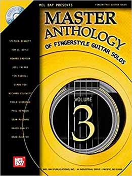 Stepfen Bennett - Master Anthology Of Fingerstyle Guitar Solos. Vol. 3