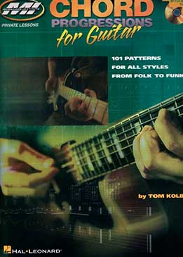 Tom Kolb - Chord Progressions For Guitar