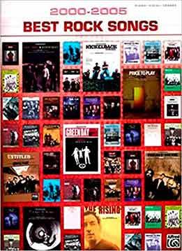 Best Rock Songs 2000 - 2005