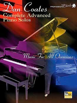 Dan Coates - Complete Advanced Piano Solos