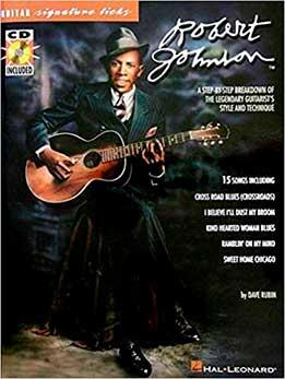 Dave Rubin - Robert Johnson - Guitar Signature Licks