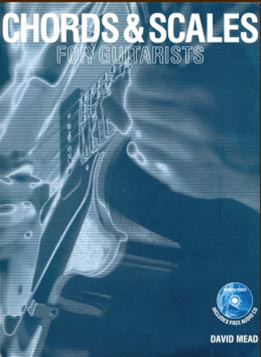 David Mead - Chords & Scales For Guitarists