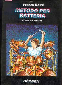 Franco Rossi - Metodo Per Batteria