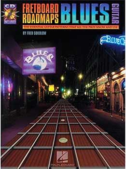 Fred Sokolow - Fretboard Roadmaps - Blues Guitar