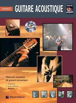 Greg Horne - Guitare Acoustique - Avance
