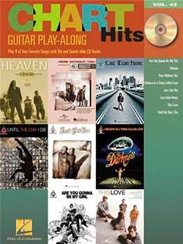 Guitar Play-Along Vol. 42 - Chart Hits