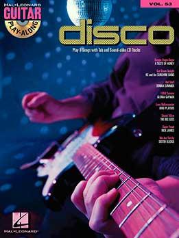 Guitar Play-Along Vol. 53 - Disco
