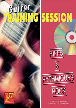 Guitar Training Session - Riffs & Rythmiques Rock
