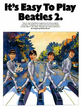It's Easy To Play Beatles 2