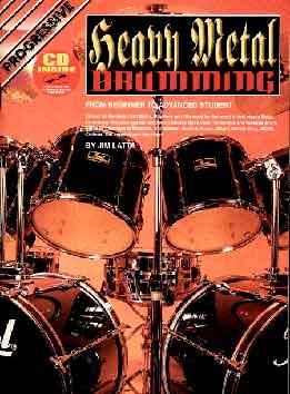 Jim Latta - Heavy Metal Drumming