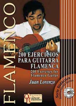 Juan Lorenzo - 200 Ejercicios Para Guitarra Flamenca