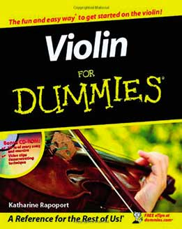 Katharine Rapoport - Violin For Dummies