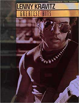 Lenny Kravitz Songbook - Greatest Hits - Full Band Score
