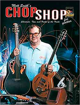 Matt Smith - Chop Shop. Shortcuts, Tips And Tricks Of The Trade