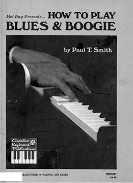 Paul T. Smith - How To Play Blues & Boogie