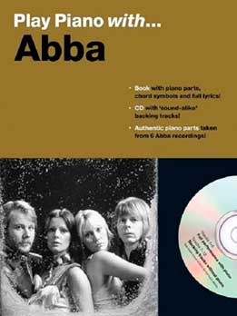 Play Piano With ABBA