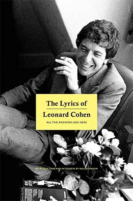 The Lyrics Of Leonard Cohen - All The Answers Are Here