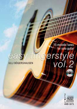 Ulli Bogershausen – Easy Fingerstyle Vol. 2