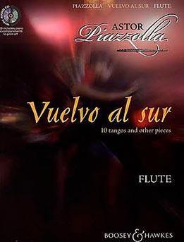 Astor Piazzolla - Veulvo Al Sur (Flute)