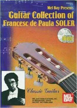 Guitar Collection Of Francesc De Paula Soler