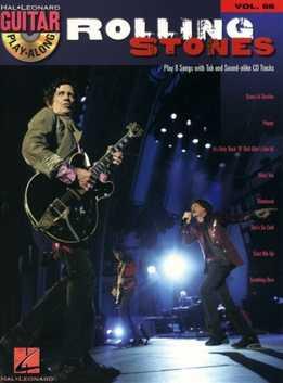 Guitar Play-Along Vol. 66 - Rolling Stones