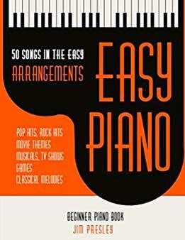 Jim Presley - 50 Songs In The Easy Arrangements