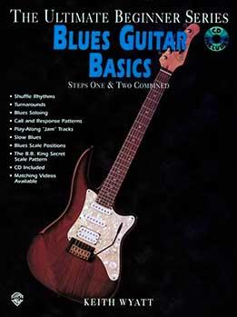 Keith Wyatt - Blues Guitar Basics