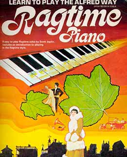 Learn To Play Ragtime Piano