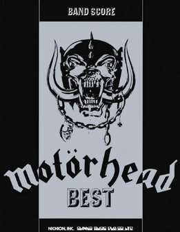 The Best Of Motorhead – Full Band Score