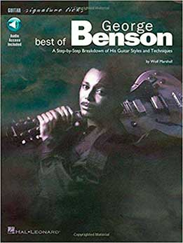 Wolf Marshall - George Benson - Best Of Guitar Signature Licks
