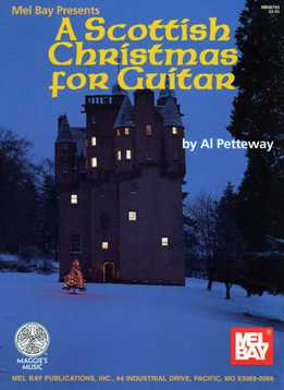 Al Petteway – A Scottish Christmas For Guitar