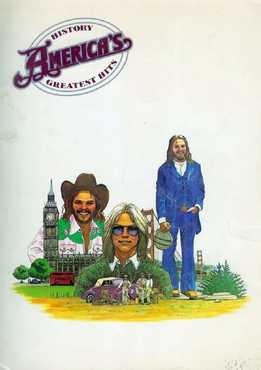 America - Greatest Hits 2