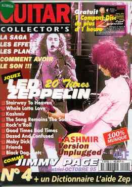 Guitar Collector's – Led Zeppelin