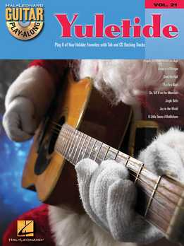 Guitar Play-Along Vol. 21 - Yuletide