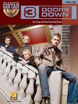 Guitar Play-Along Vol. 60 - 3 Doors Down